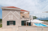 Two fantastic villas with sea view for sale, Brac Island (3)