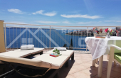 The apartment house with amazing sea view for sale, Ciovo Island (2)