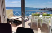 The apartment house with amazing sea view for sale, Ciovo Island (3)