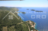 Building land with the project for sale, Korcula Island (1)