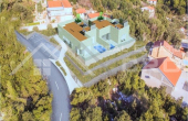 Building land with the project for sale, Korcula Island (2)