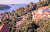 Building land with the project for sale, Korcula Island (3)