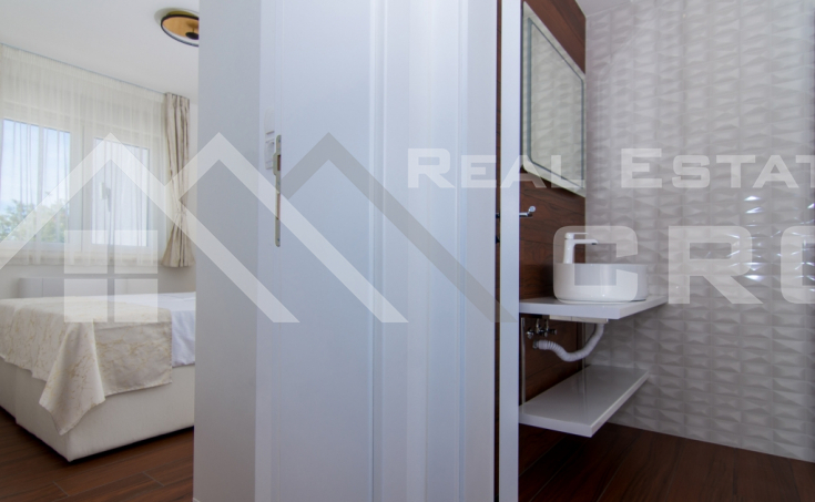 Amazing newly-built apartment with sea view for sale, Ciovo Island (7)