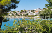 House in the first row to the sea for sale, Ciovo Island (23)