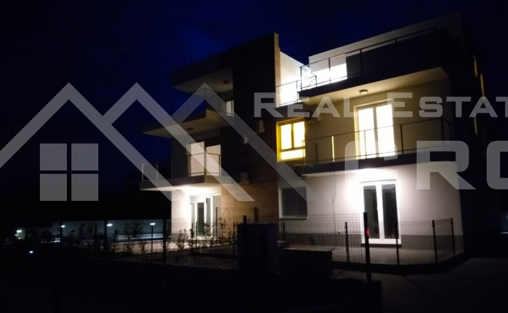 ITwo-storey apartment under construction on Ciovo Island, for sale