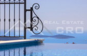 Newly built stone villa with a stunning sea view, Rogoznica (1)