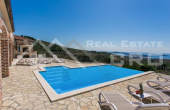 Newly built stone villa with a stunning sea view, Rogoznica (3)