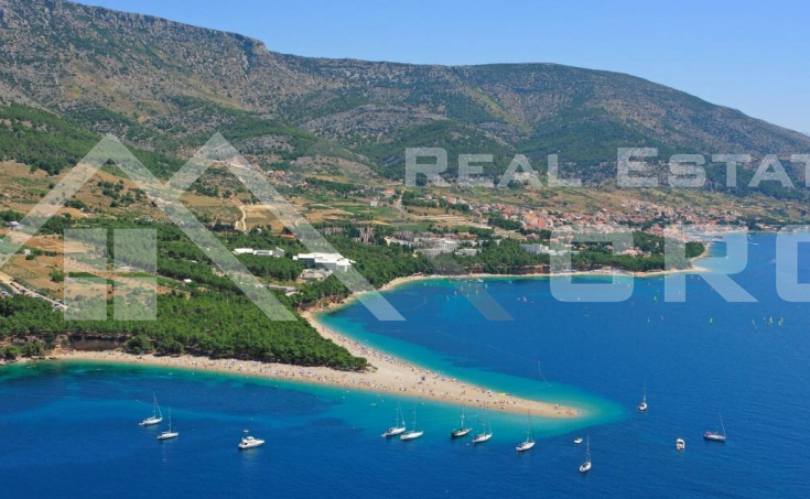 Newly built apartment with sea view for sale, Brac Island