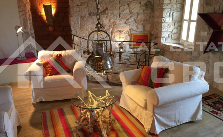 Old renovated stone house, Sutivan, Brac Island (12)