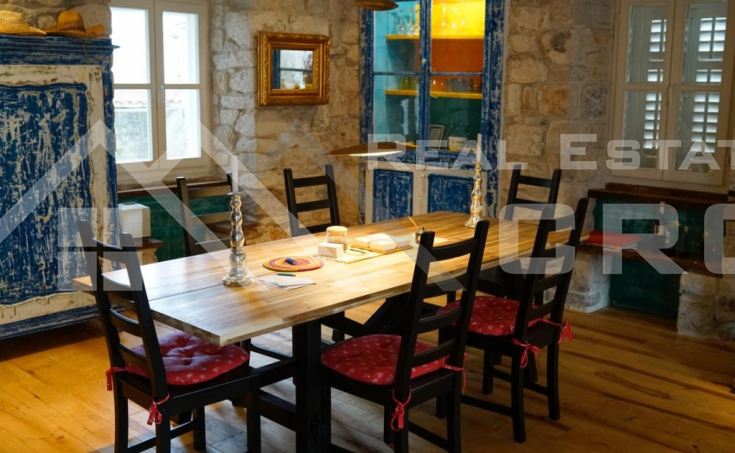 Old renovated stone house, Sutivan, Brac Island (13)