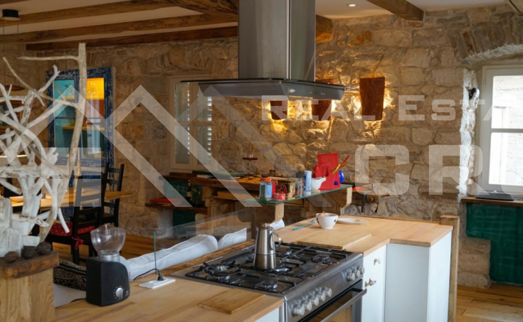 Old renovated stone house, Sutivan, Brac Island (14)