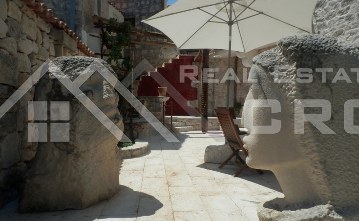 Old renovated stone house, Sutivan, Brac Island (18)
