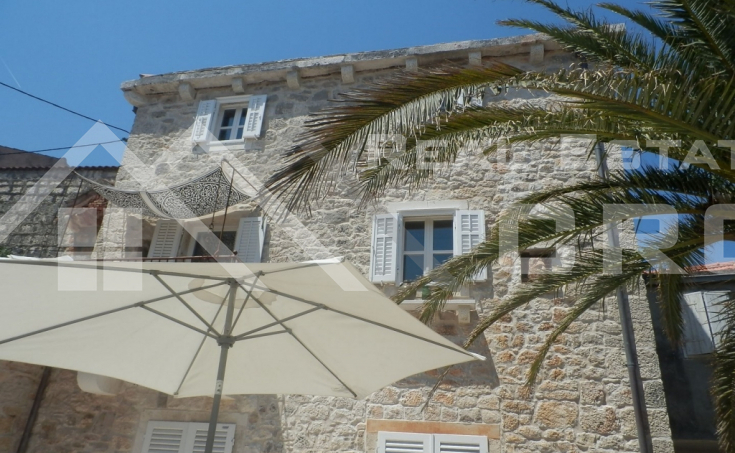 Old renovated stone house, Sutivan, Brac Island (3)