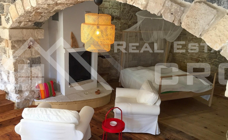 Old renovated stone house, Sutivan, Brac Island (9)