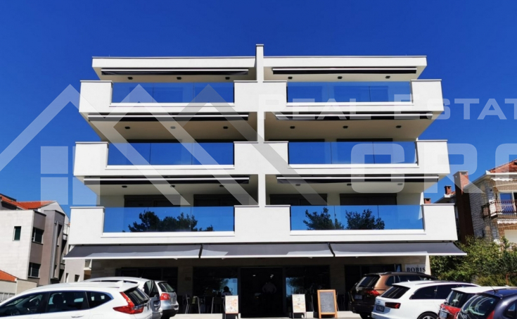 Modern apartment in the first row to the sea for sale, Ciovo Island