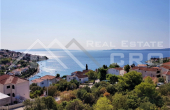 CI649, Apartments under construction with beautiful sea view for sale, Ciovo Island