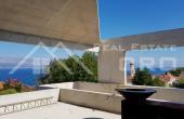 Modern villa under construction with extraordinary sea view, Brac Island, Sutivan (1)