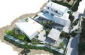 Modern villa under construction with extraordinary sea view, Brac Island, Sutivan (3)