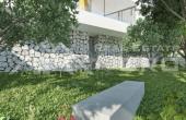 Modern villa under construction with extraordinary sea view, Brac Island, Sutivan (44)