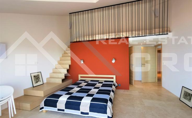 Apartment with stunning sea view for sale, Okrug Gornji, Ciovo Island (4)