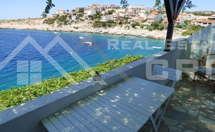 House with stunning sea view for sale, vicinity of Rogoznica (5)