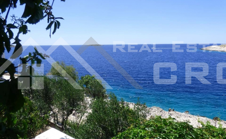 House with stunning sea view for sale, vicinity of Rogoznica (6)