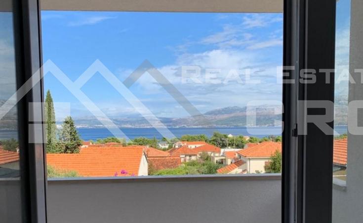 Nekretnine Brač - Dvosobni apartmani u novogradnji s prekrasnim pogledom na more, na prodaju, Supetar, Brač