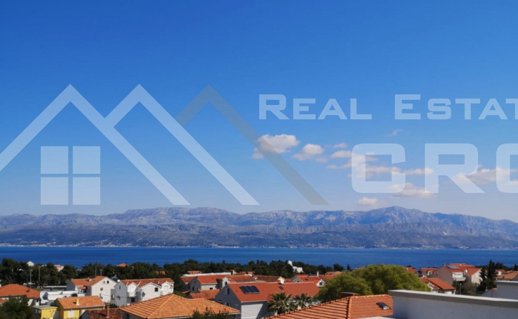 Newbuilty apartments with beautiful sea view for sale, Supetar, Brac island (2)