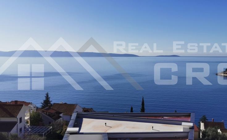 Moderna vila s prekrasnim pogledom na more i bazenom na prodaju, Čiovo (10)