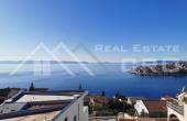 Moderna vila s prekrasnim pogledom na more i bazenom na prodaju, Čiovo (13)