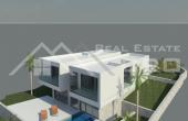 Moderna vila s prekrasnim pogledom na more i bazenom na prodaju, Čiovo (6)
