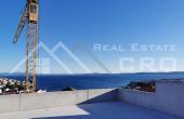 CI681, Nekretnine Čiovo - Luksuzni stan na prodaju u zgradi s prekrasnim pogledom na more, otok Čiovo