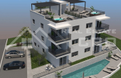CI683, Two-bedroom apartments on Ciovo isand, for sale