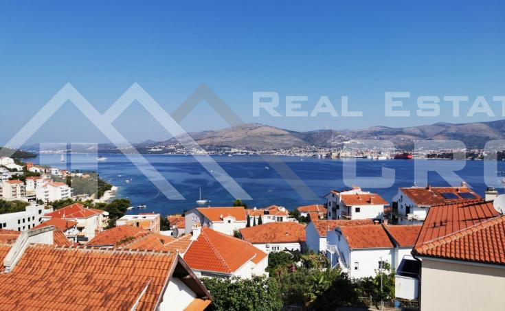Nekretnine Čiovo - Prodajemo stanove u izgradnji s prekrasnim pogledom na more, Okrug Gornji