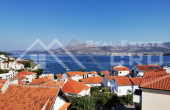 CI684, Real Estate Ciovo - Apartments under construction with beautiful sea view for sale, Okrug Gornji