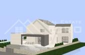 Kuća s bazenom i pogledom na more na prodaju, u blizini Milne, Brač (7)