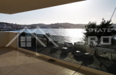 CI686, Modern apartment in the first row to the sea with a beautiful sea view for sale, Island Ciovo