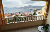 CI687, Fully furnished apartment with beautiful sea view in Okrug Gornji, island Ciovo, for sale