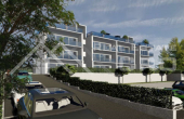 CI689, Modern apartments under construction about 100m from the sea, Ciovo south, for sale