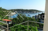 VI696, Vis real estate – House with beautiful sea view on a land that sizes 36800 m2 for sale, Vis Island