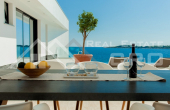Korcula properties – Modern villa with overflow swimming pool in the first row to the sea on Korcula Island, for sale (12)