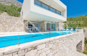 Luxurious villa with swimming pool and magnificent sea view, for sale (3)