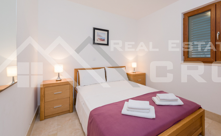Two - bedroom furnished apartment with sea view for sale  (1)