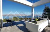 Modern villa with beautiful sea view for sale, Splitska, island Brac (0)