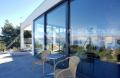 Modern villa with beautiful sea view for sale, Splitska, island Brac (2)