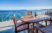 VI715, Vis properties – Luxurious villa in an attractive location in the first row to the sea, for sale, Vis Island