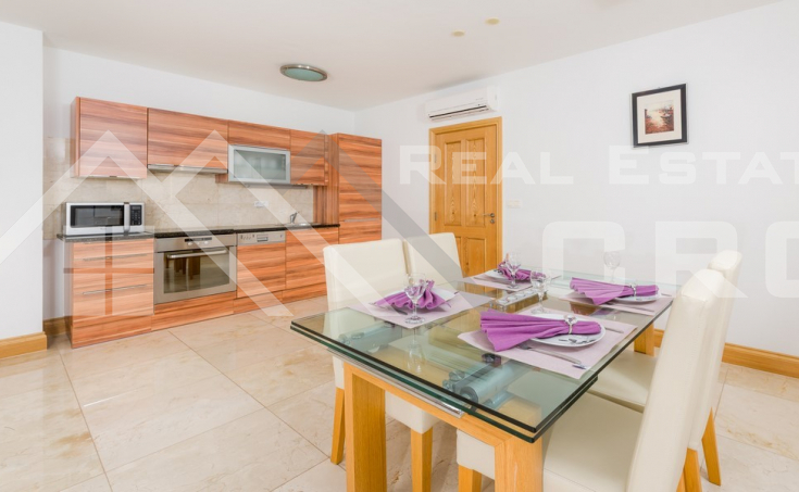 One bedroom apartment with swimming pool for sale