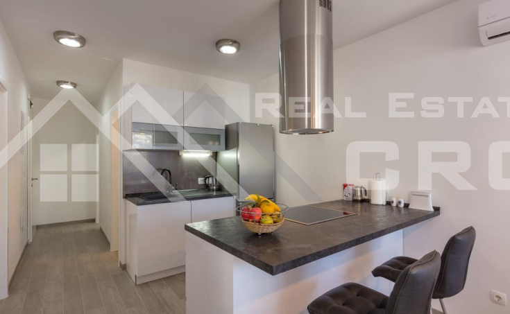 Rogoznica properties – Modern apartment villa with sea view, for sal (11)