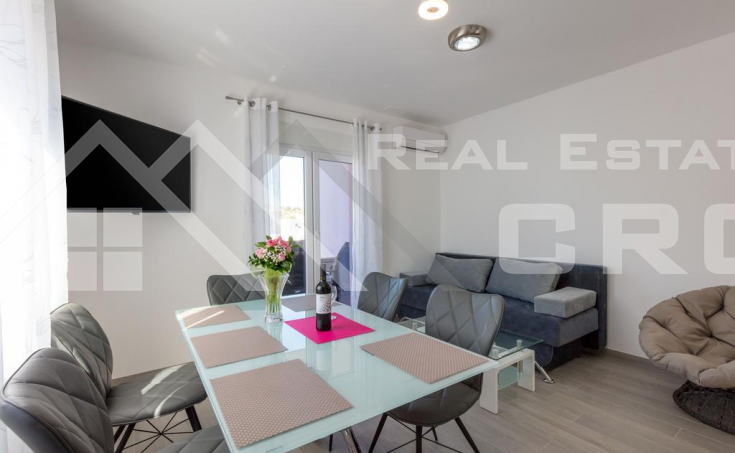Rogoznica properties – Modern apartment villa with sea view, for sal (4)