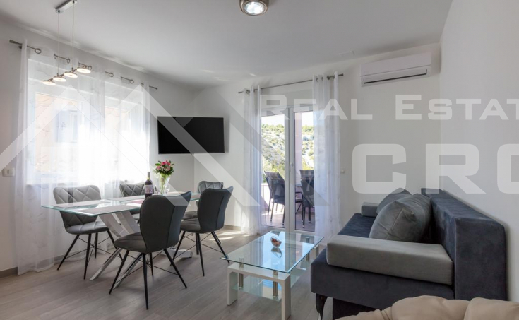 Rogoznica properties – Modern apartment villa with sea view, for sal (5)